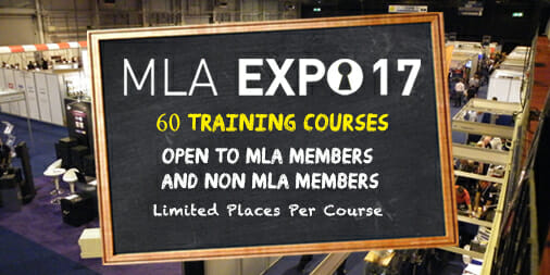 MLA Expo Training Courses Twitter image