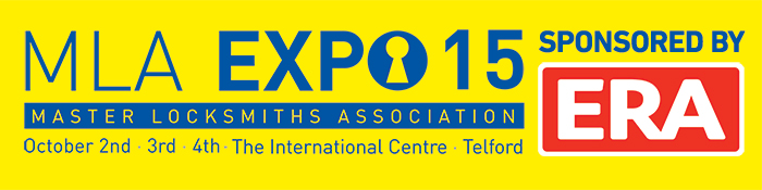 MLA Expo 2015 Sponsor Logo MLA Expo 2015   UKs Largest Locksmith & Security Exhibition Trade Show