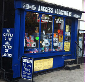 Aaccess Locksmiths Shop in Ware Image