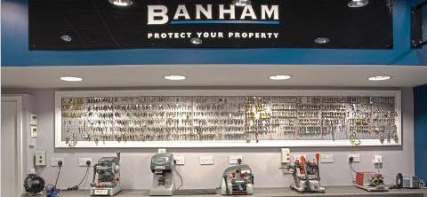 Banham Key Cutting in Golders Green Image