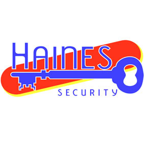 Haines Security Logo