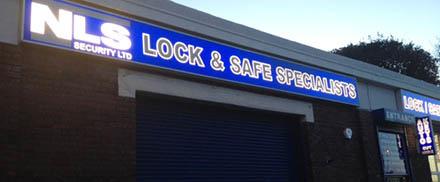NLS Security Locksmith Shop Image