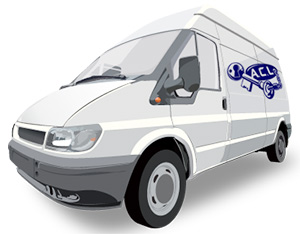 Locksmith Van ACL Locksmiths
