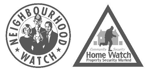 Neighbourhood Watch and Home Watch logo