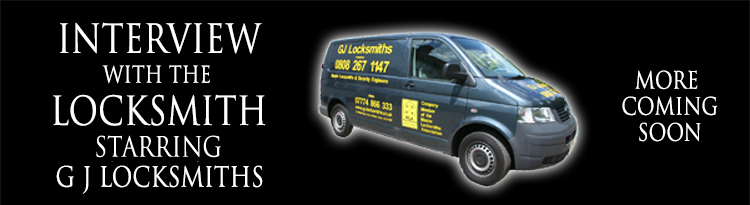 Interview with a Locksmith - George Jamieson of G J Locksmiths
