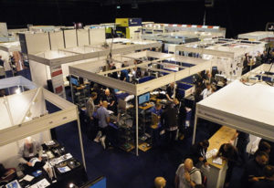 MLA Expo 2013 Birds Eye View