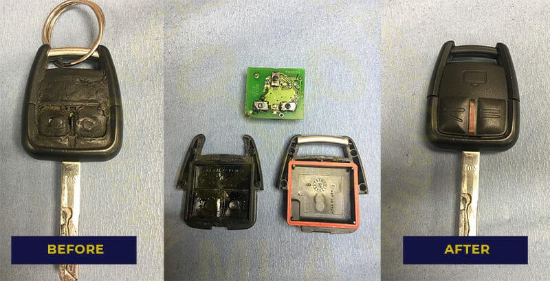 Car Key Repairs - Broken Fobs & Remotes   Find a Auto