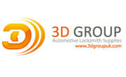 3D Group Small Logo