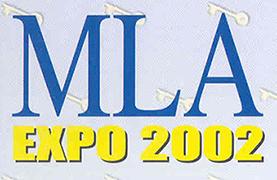 MLA Expo 2002 Logo