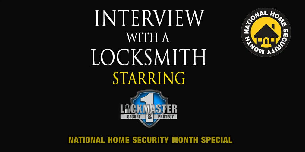 Interview with a Locksmith: Bill McFayden of Lockmaster1