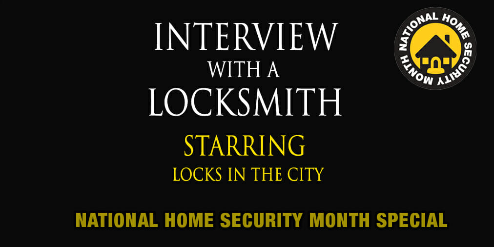 Interview with a Locksmith – Paul Horton of Locks In TheCity