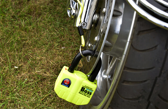 Motorcycle Security Guide Best Ways To Prevent Motorbike Theft