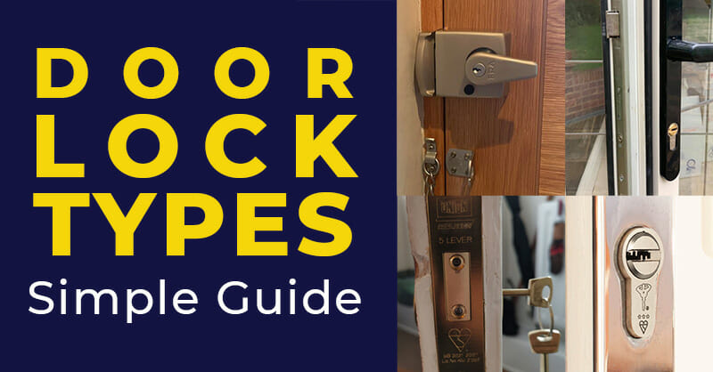 Phenomenal Door Lock Types A Simple Guide For Your Home With Pictures Download Free Architecture Designs Boapuretrmadebymaigaardcom