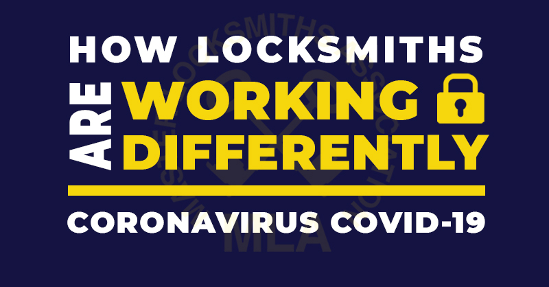 How locksmiths are working differently duringCOVID-19